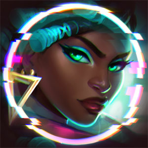 Summoner`s Profile - Cínderella