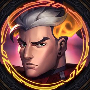 Summoner`s Profile - Alvin ACE