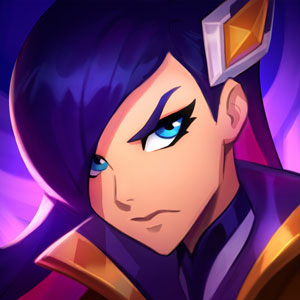 Summoner`s Profile - Buriz