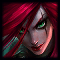 Report gangplank Most1 Katarina