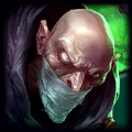 NO IM HIM Top Singed