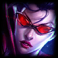 Vertical Lips Bot Vayne