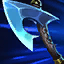 Irelia Item Hearthbound Axe