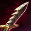 Miss Fortune Item Serrated Dirk