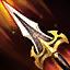 Draven Item Sanguine Blade
