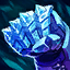 Sion Item Frostfire Gauntlet
