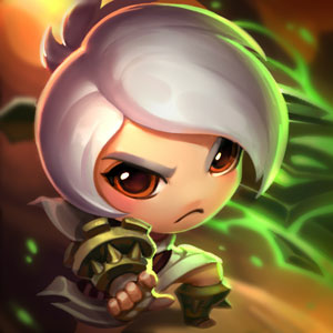 Summoner`s Profile - Adrian Riven