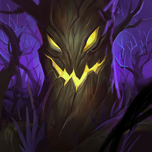 Summoner`s Profile - Deformed Jungle