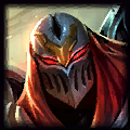 Zed, the Master of Shadows