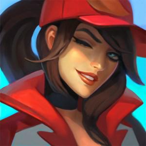 Jogadora de Jinx