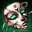 Maschera stregata