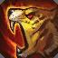 Posizione della tigre