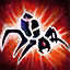Araignée explosive/Frénésie symbiotique