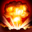Mega inferno bomba