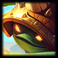 Rammus, the Armordillo