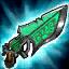 Sable-pistola hextech