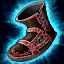 View Ionian Boots of Lucidity Item