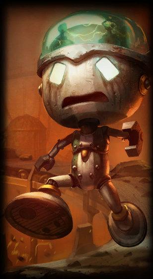 Sad Robot Amumu