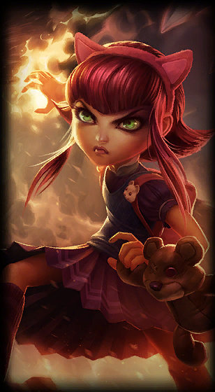 Pro Annie Build and Annie Stats