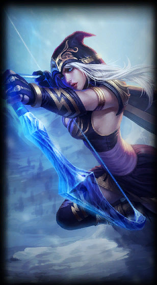 Pro Ashe Build and Ashe Stats