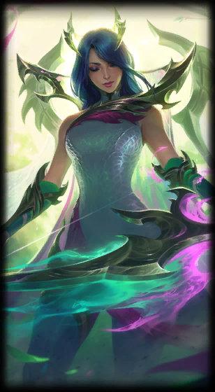 Fae Dragon Ashe
