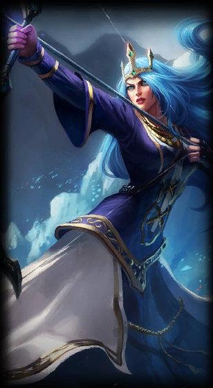 Queen Ashe