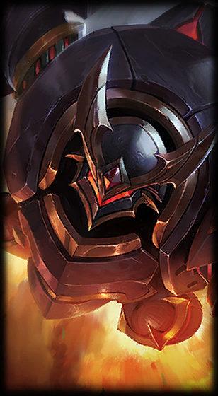 Lancer Rogue Blitzcrank