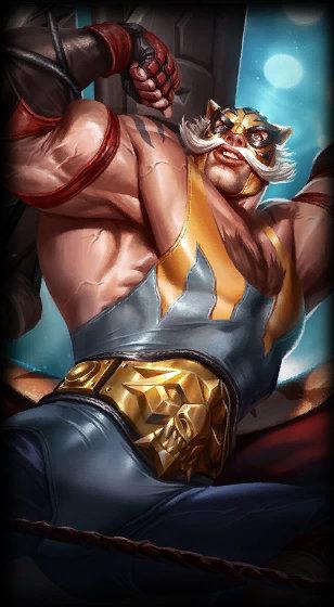 El Tigre Braum