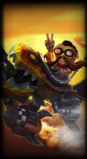 Hot Rod Corki