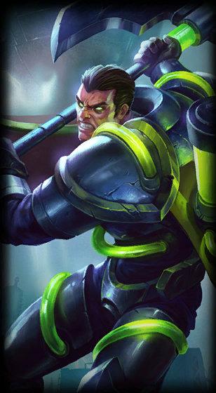 Darius Bioforjado