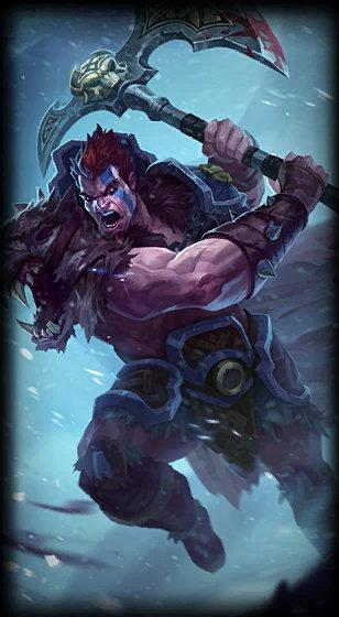 Woad King Darius