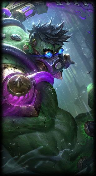 Toxic Dr. Mundo