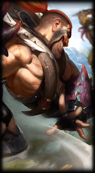 Beast Hunter Draven