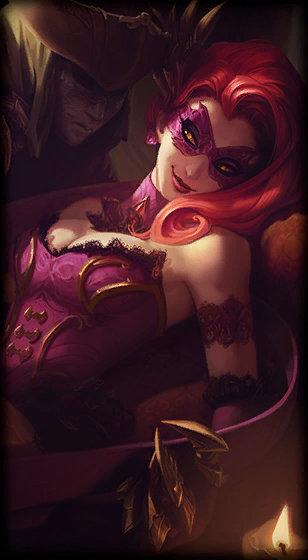 Masquerade Evelynn