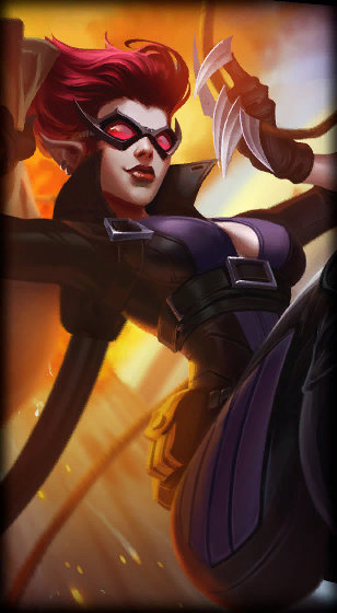 Safecracker Evelynn