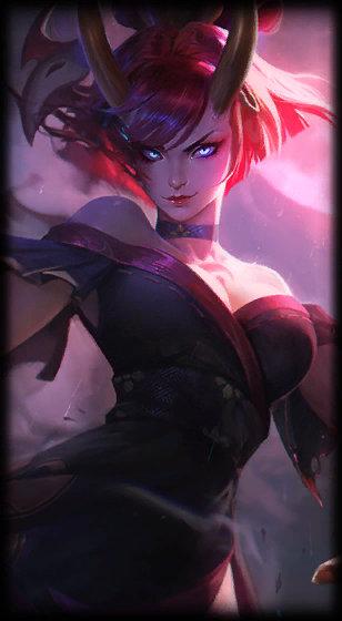 Blood Moon Evelynn