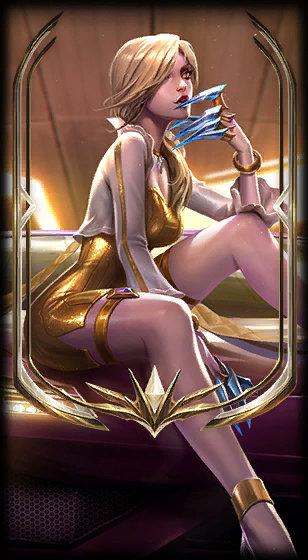 K/DA Evelynn Prestige Edition
