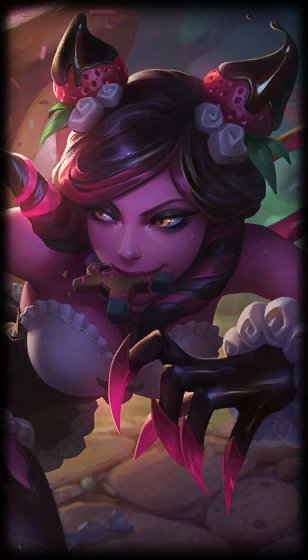 Sugar Rush Evelynn