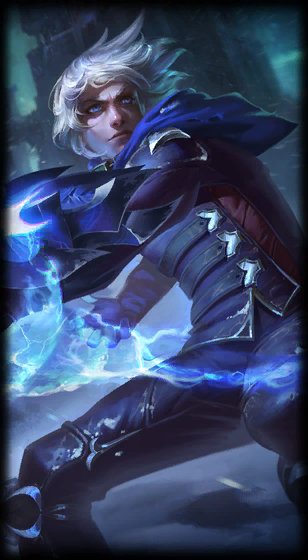 Frosted Ezreal - LeagueSales