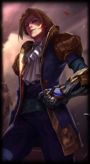 Ezreal As de Espadas