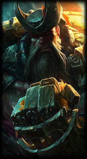 Pro Gangplank Build and Gangplank Stats