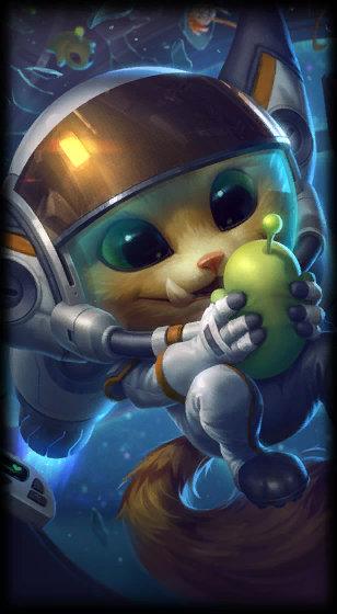 Astronaut Gnar