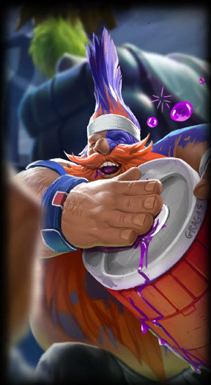 Superfan Gragas
