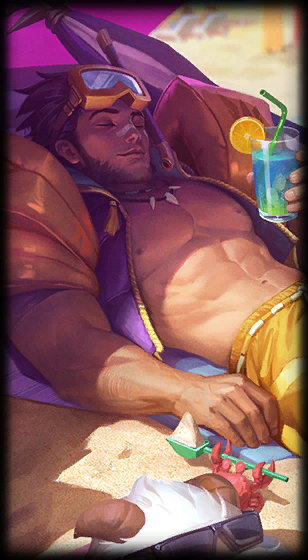 Pool Party Jarvan IV
