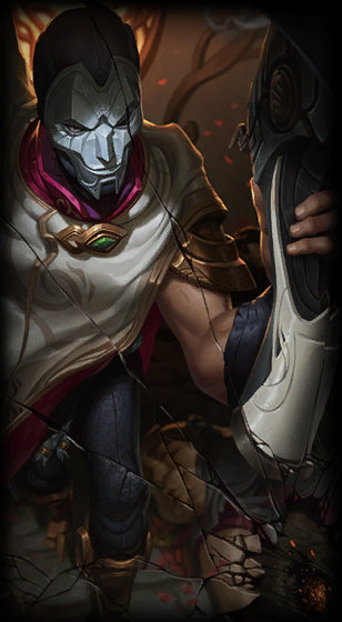Pro Jhin Build and Jhin Stats