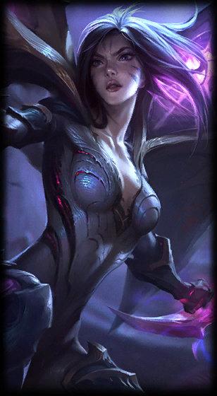 Kai'Sa, Дочь Бездны
