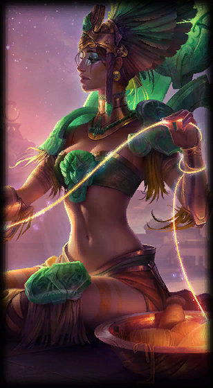 Sun Goddess Karma