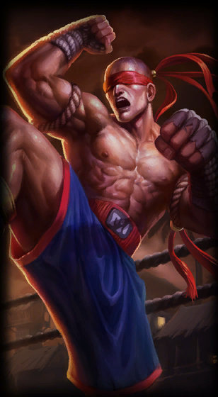 Lee Sin Muay Thai