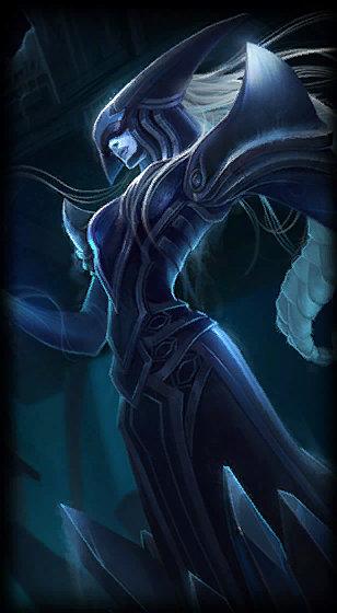 Lissandra, Ледяная ведьма