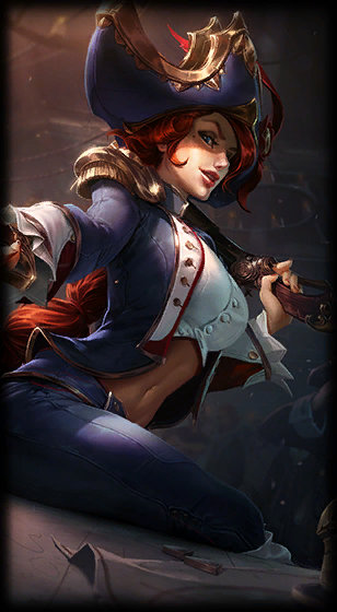 Miss Fortune de Waterloo